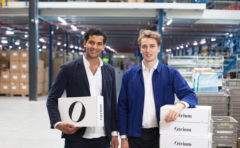 Online outletplatform Otrium biedt nu ook mannenmode aan