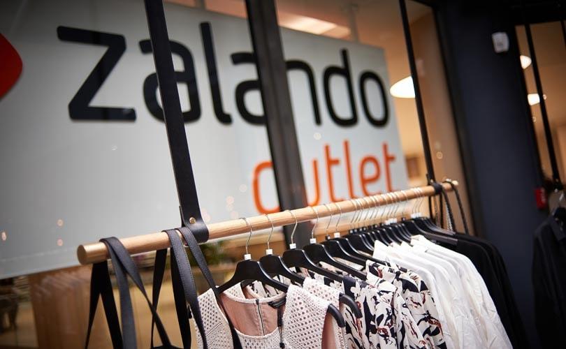 Omzet Zalando groeit 23,4 in FY2017