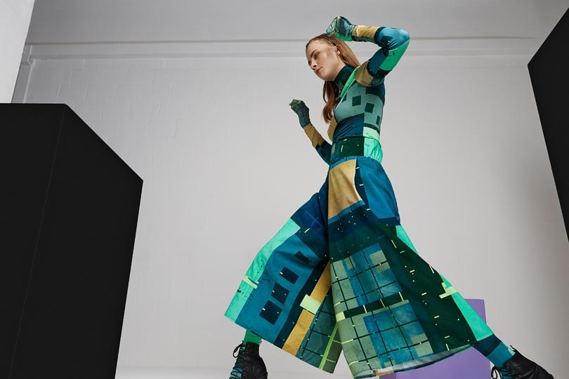 Nederlandse ByBrown presenteert capsule collectie tijdens Milaan Fashion Week