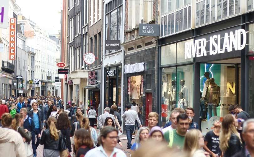 Gemeente Amsterdam lanceert retailplatform voor ondernemers