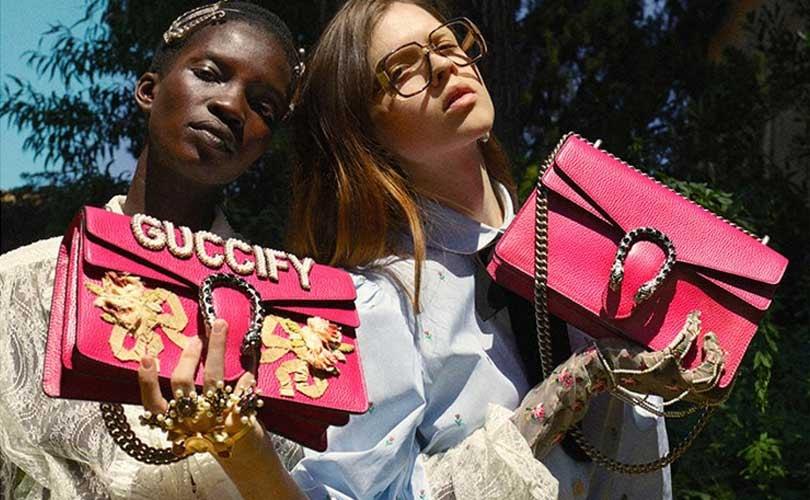 'Spectaculair jaar' Gucci stuwt jaaromzet Kering