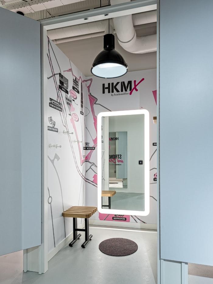 Kijken: Hunkemöller opent eerste Nederlandse HKMX-sportwinkel in Utrecht