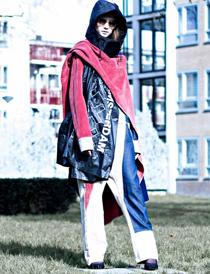 Amsterdams modelabel Schepers Bosman presenteert collectie in Parijs