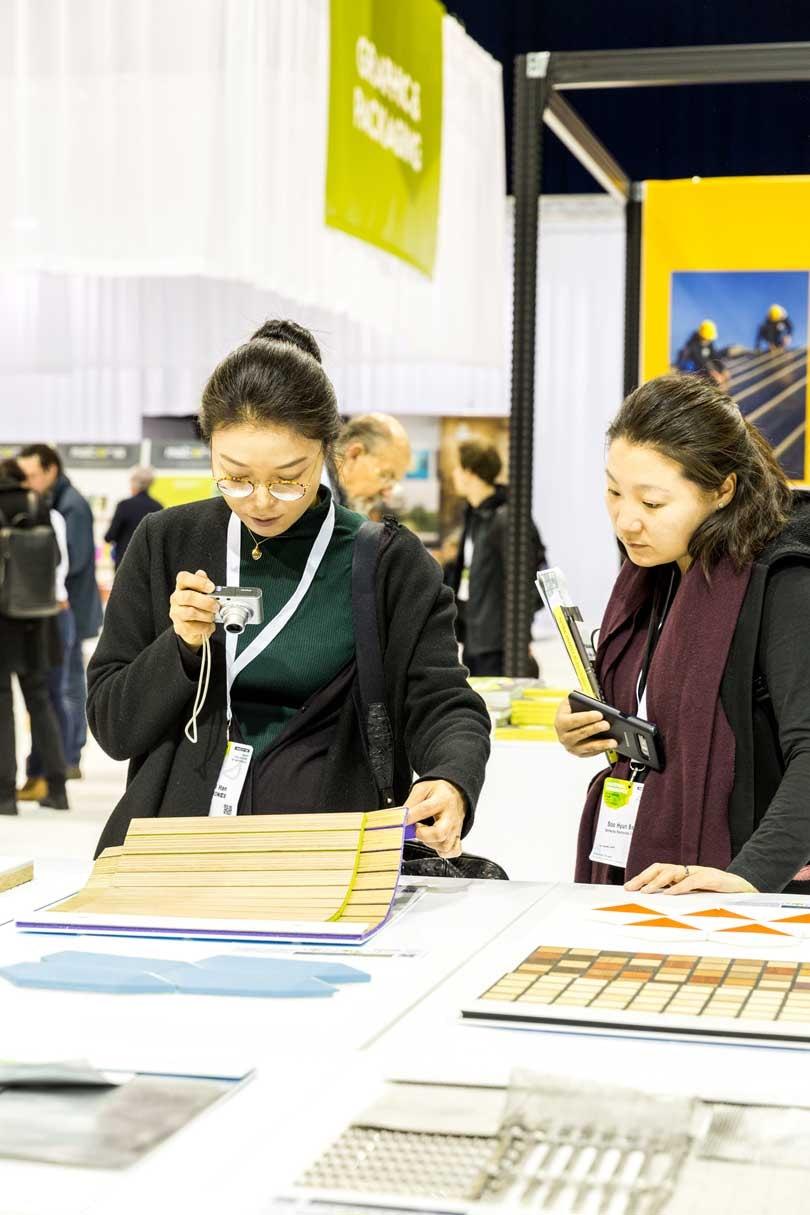 """""""Innovatieve materialen zullen mainstream worden als ze voldoen aan de wensen van de consument''"""