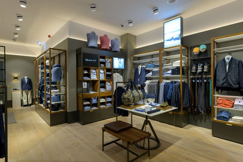 Terug in de winkelstraat: Binnenkijken bij nieuwe winkel Gant in Gent