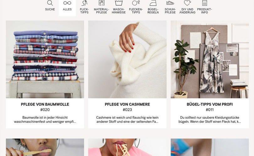 H&M lanceert 'Take Care' pilot project in Hamburg