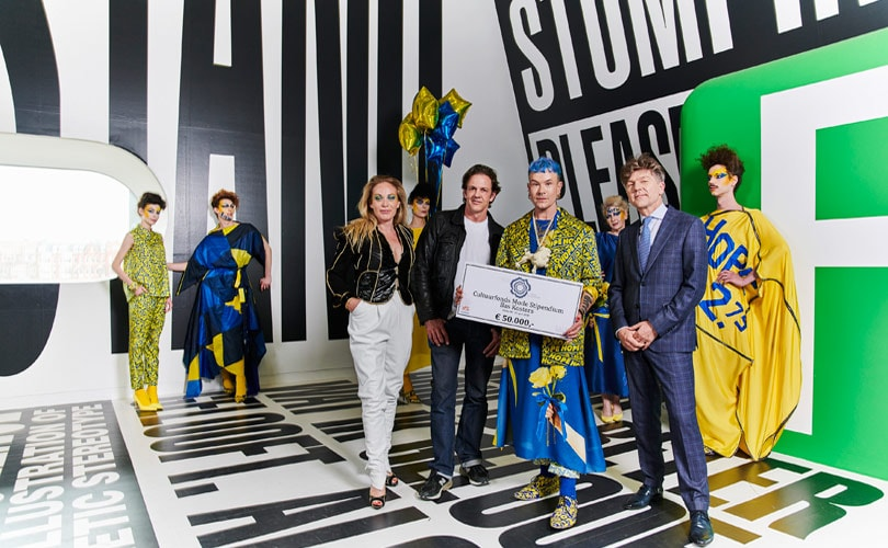 Winnaar Mode Stipendium 2018: Bas Kosters