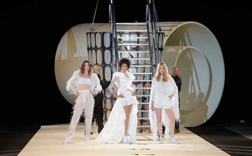 De mooiste shows van de Barcelona Bridal Fashion Week