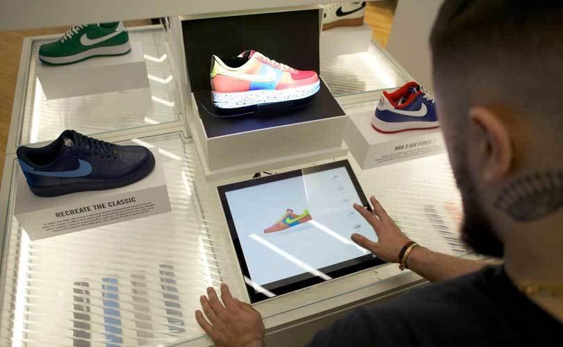 Nike Inc.: eerste modebedrijf dat Facebook Messenger's AR tool inzet