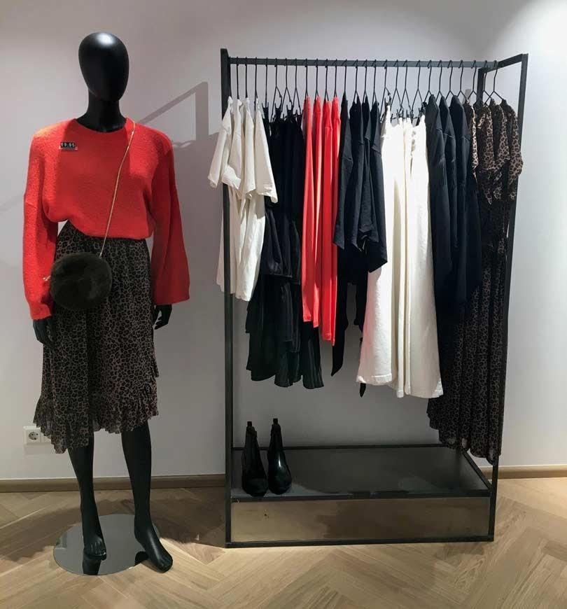 Eerste Nederlandse Moss Copenhagen (MSCH) winkel geopend in Amsterdam