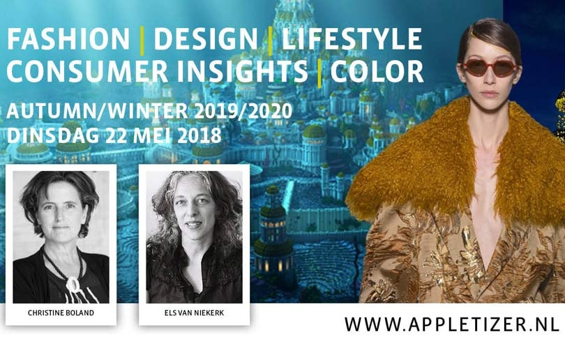 Christine Boland & Els van Niekerk – Trendevent A/W 2019/2020