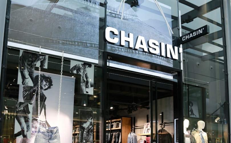 Binnenkijken bij Chasin' nieuwe flagshipstore