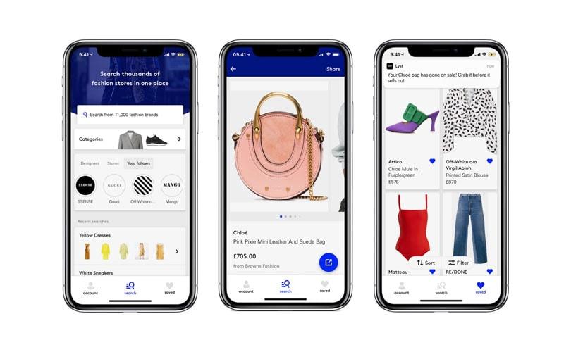 LVMH investeert opnieuw in online modeplatform Lyst