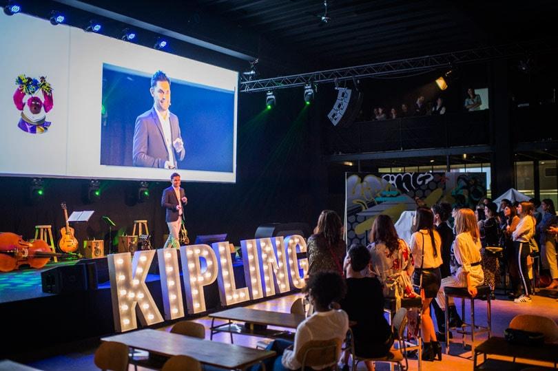 Kipling focust op millennials in zijn nieuwe merkrichting