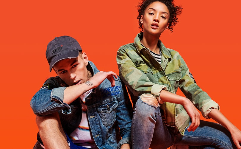 Superdry Plc groeit in 16 procent in FY18 dankzij wholesale en e-commerce