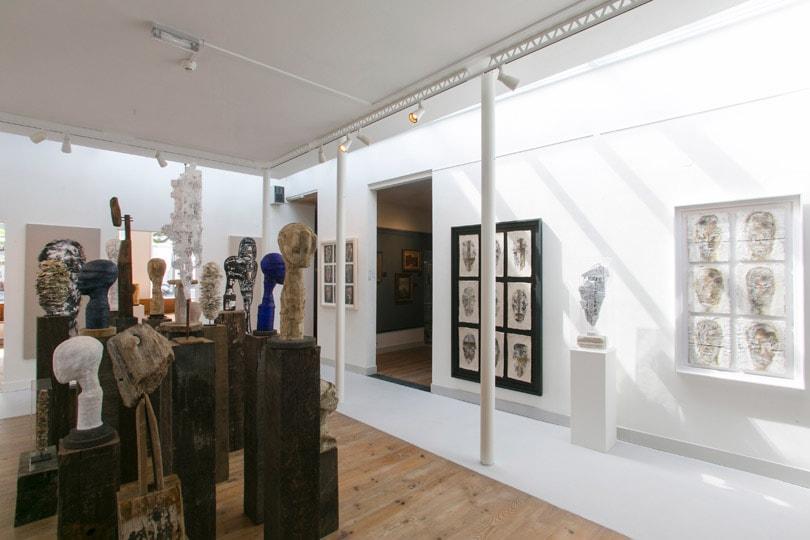 Zien: Mart Visser opent tijdelijk museum in Zandvoort