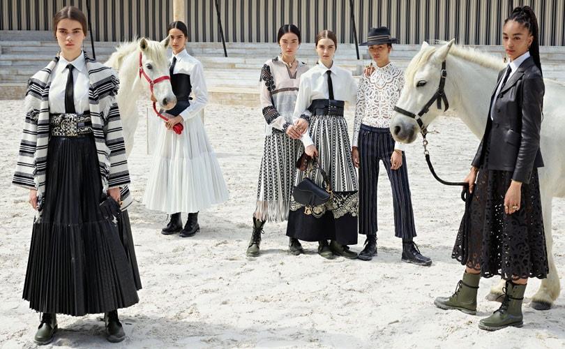 In Beeld: Cruisecollecties 2019 van Louis Vuitton en Dior