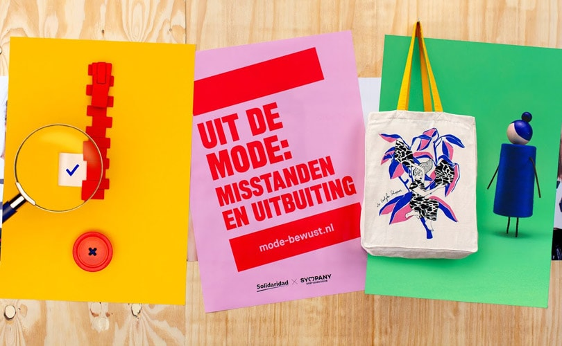 Modebewust: Sympany en Solidaridad lanceren platform voor bewustwording