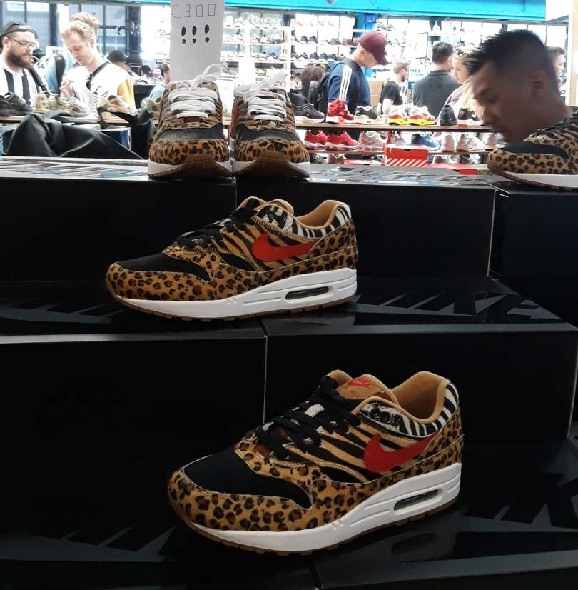 Kijken: Sneakerness Amsterdam viert 'customizing' in 2018
