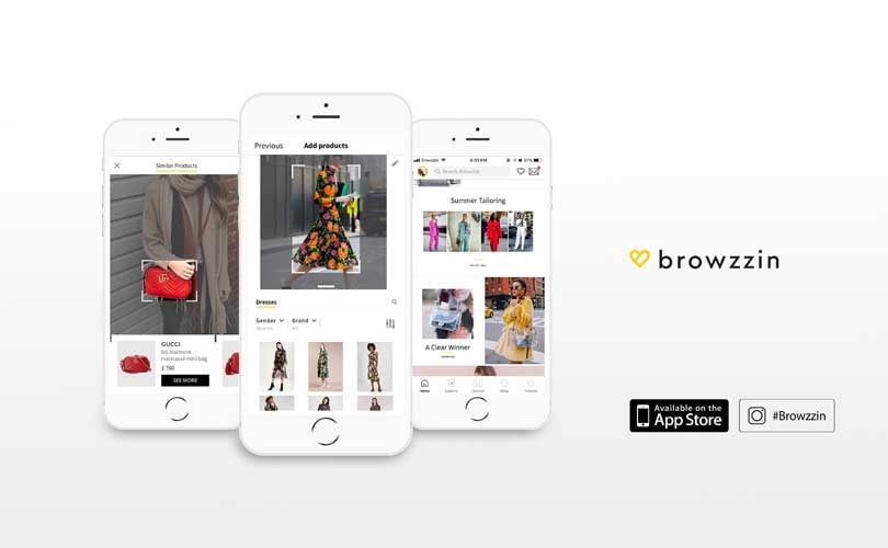 Kleding kopen van street style foto's en Instagram screenshots kan met deze nieuwe app
