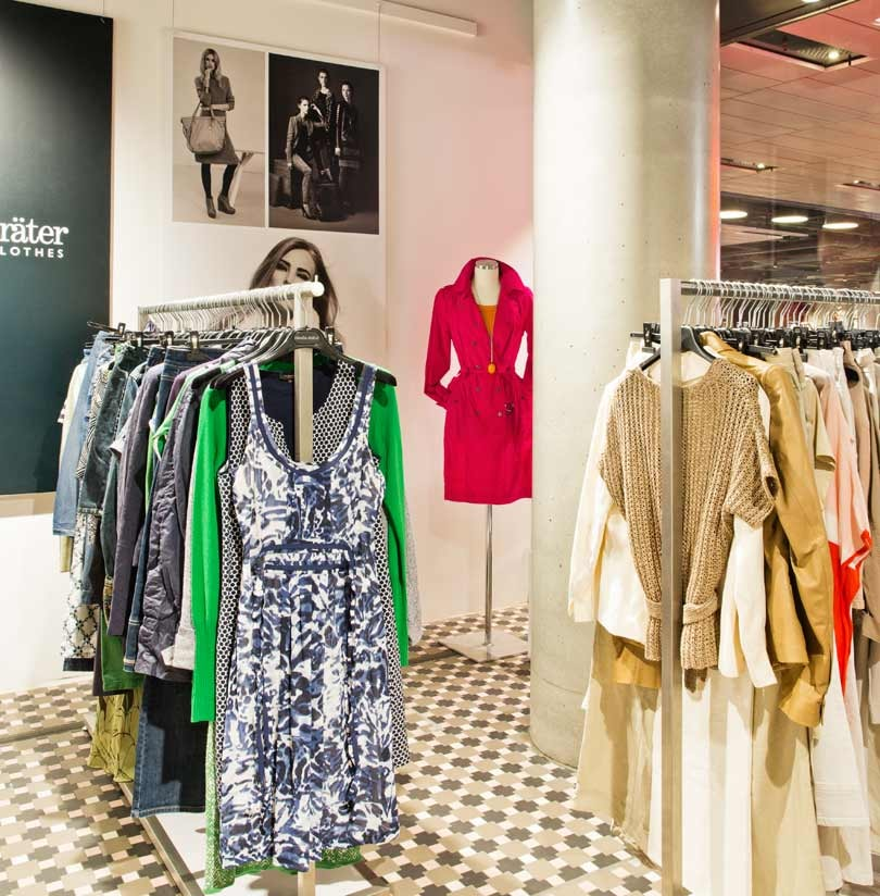 Kijken: Claudia Sträter Share Your Clothes Pop-Up