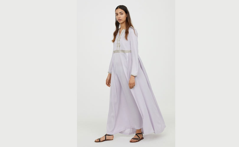 H&M stapt met LTD-collectie in modest fashion