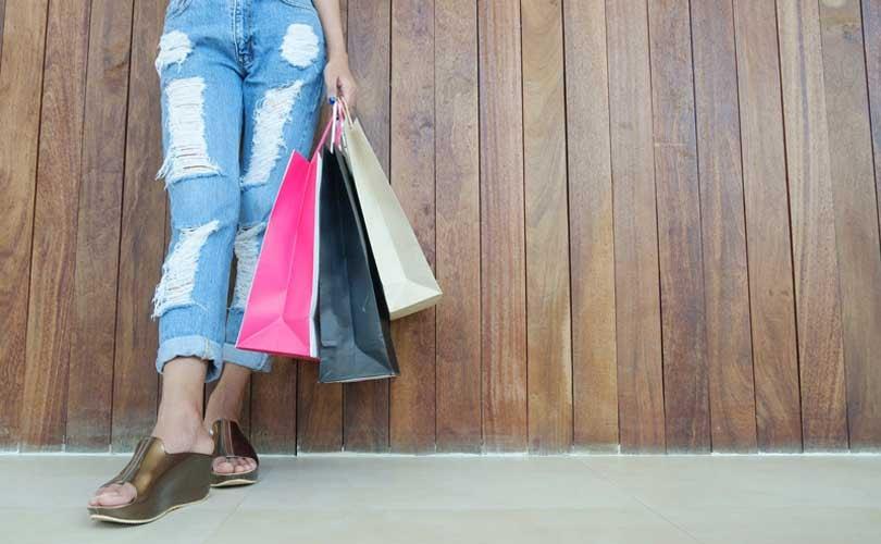 Jubelstemming over economische groei, maar mode blijft achter