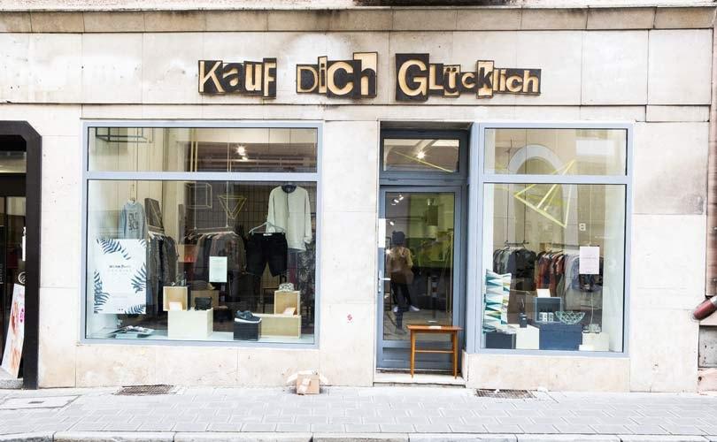 Duits winkelconcept 'Kauf Dich Glücklich' komt naar Amsterdam