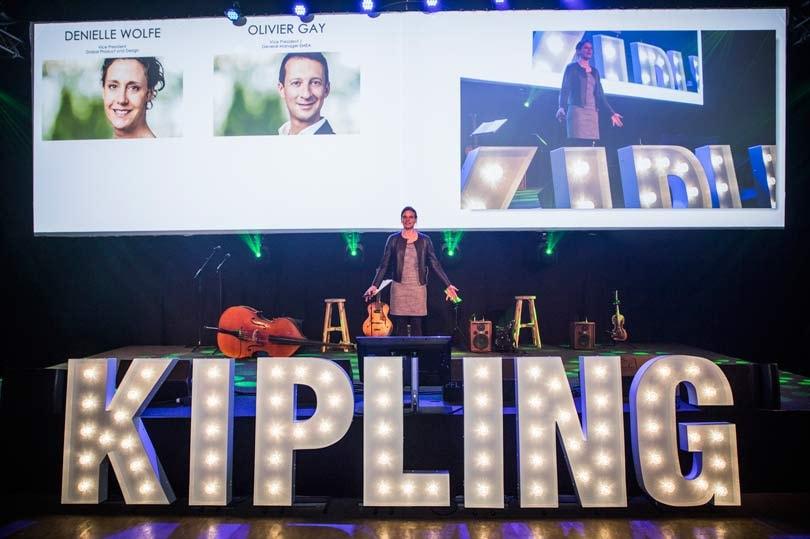 Kipling deelt voorproef van zijn nieuwe merkrichting