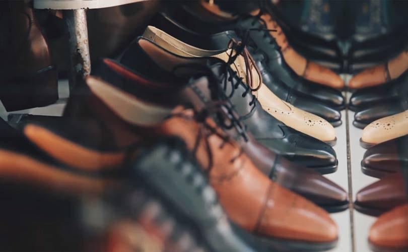 Omzet schoenenbranche krijgt tik van 16 procent in maart