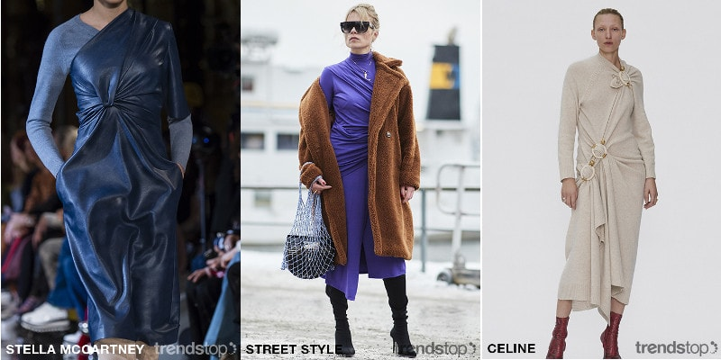 Dames Fast Fashion Trends voor FW18-19