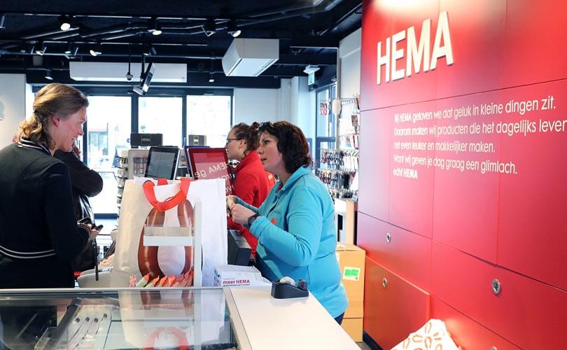 Nettoverlies Hema met 50 procent afgenomen in Q1