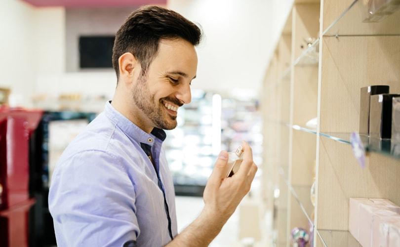 Traditionele versus niet-traditionele parfum voor mannen