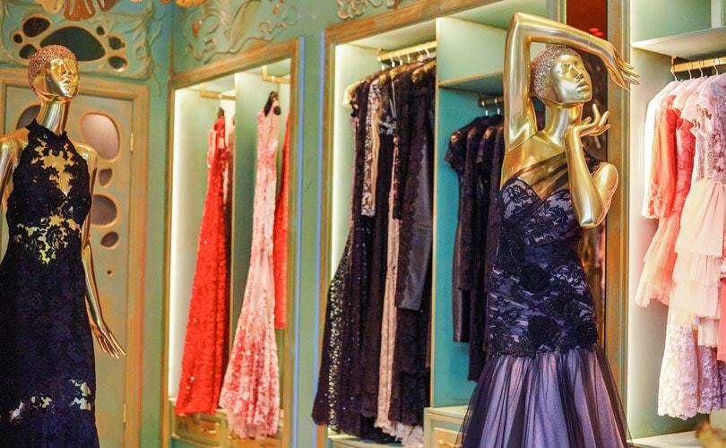 Kijken: De eerste winkel van Amsterdams modehuis Olvi's