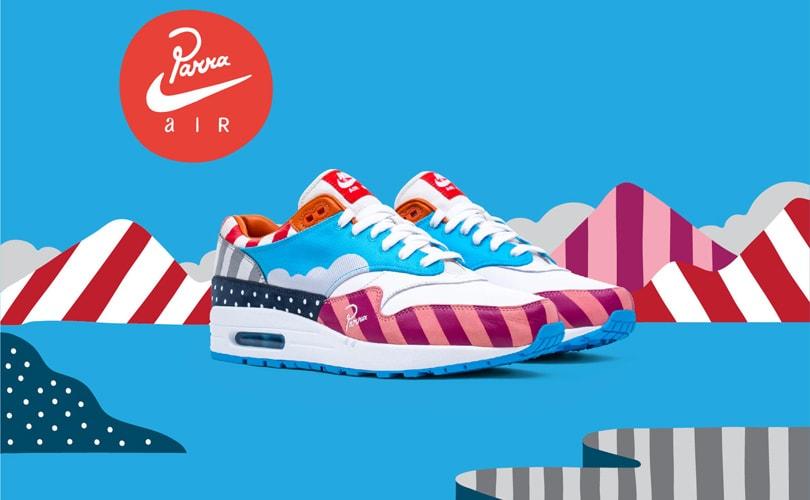 Piet Parra kruipt opnieuw voor Nike achter de tekentafel