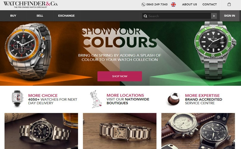 Richemont koopt tweedehands horlogespecialist Watchfinder
