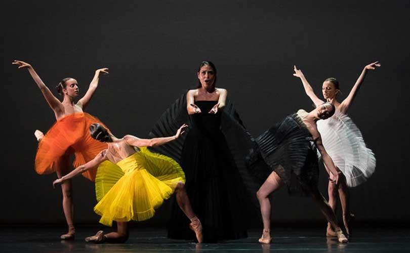 David Laport ontwerpt kostuums Nationale Opera & Ballet