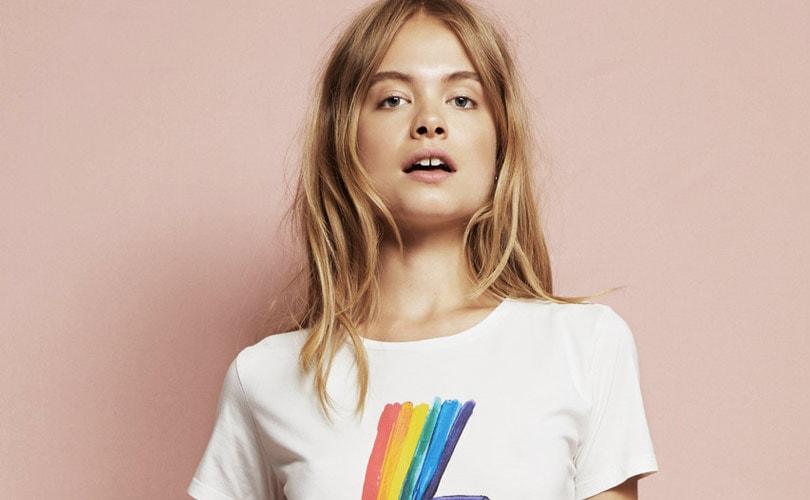 Pride collecties 2018: Slogans, felle kleuren en regenbogen