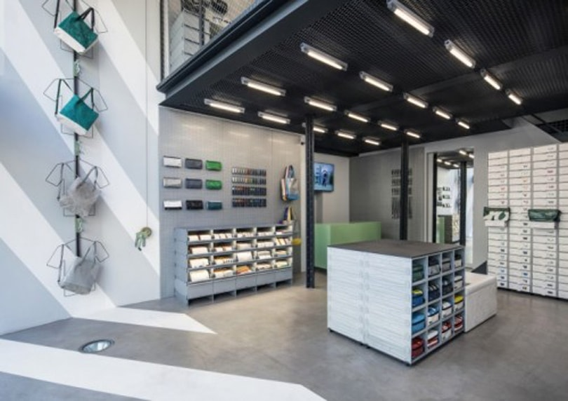 Zwitsers tassenmerk Freitag opent eerste Nederlandse winkel