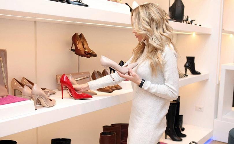 Omzet schoenenretailers rechtgetrokken in eerste halfjaar