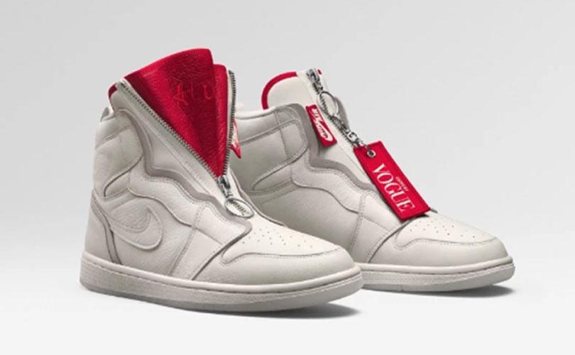 Kijken: Anna Wintour Jordan sneakers van Nike