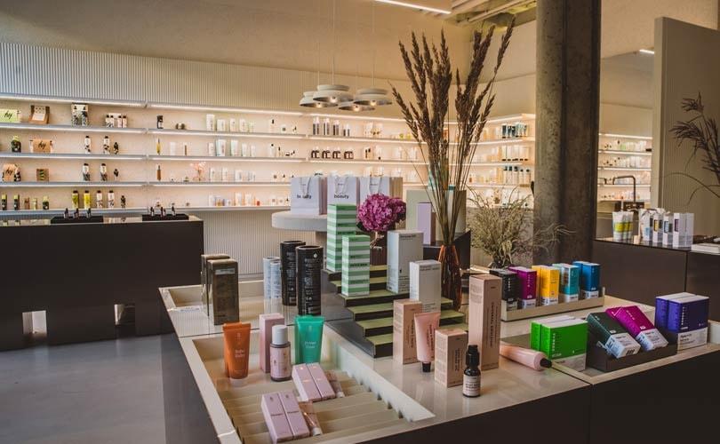 Kijken: Zalando's eerste fysieke winkel met beautysegment in Berlijn