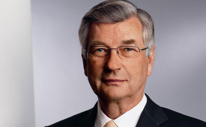Mede-oprichter Gerry Weber Udo Hardieck overleden (74)