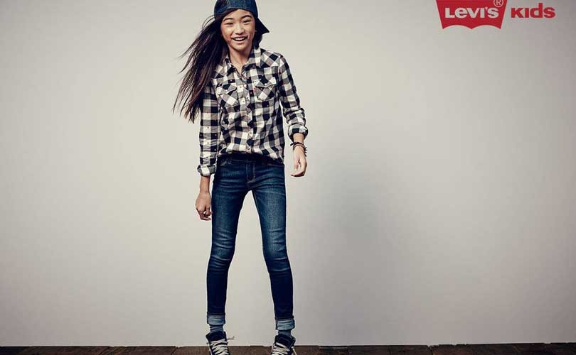 Levi's breidt Levi's Kids-licentie uit naar Europa