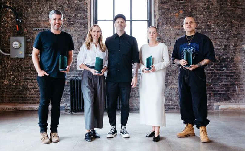'Internationale' finalisten van de International Woolmark Prize 2018/19 bekendgemaakt