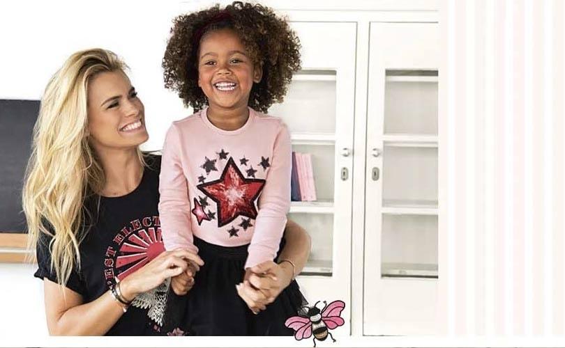 Shoeby en Nicolette van Dam lanceren samen meisjescollectie