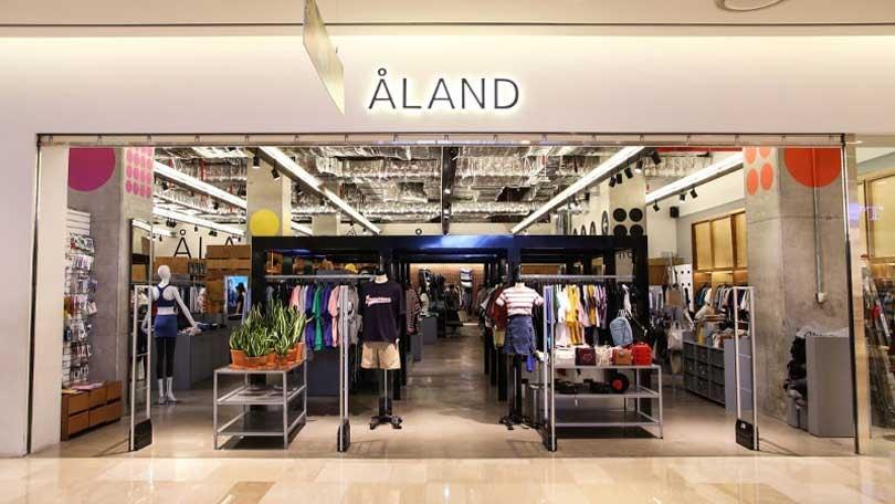 ''Zuid-Koreaanse Zara'' A Land opent eerste winkel in Westerse markt