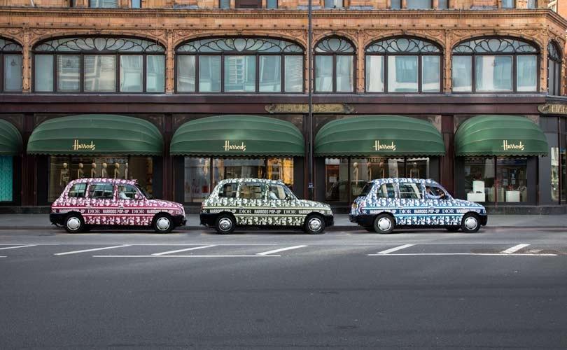 Dior debuteert personalisering service tijdens Harrods pop-up