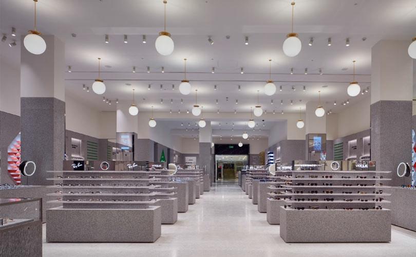 Kijken: Selfridges opent  's werelds grootste accessoires hal