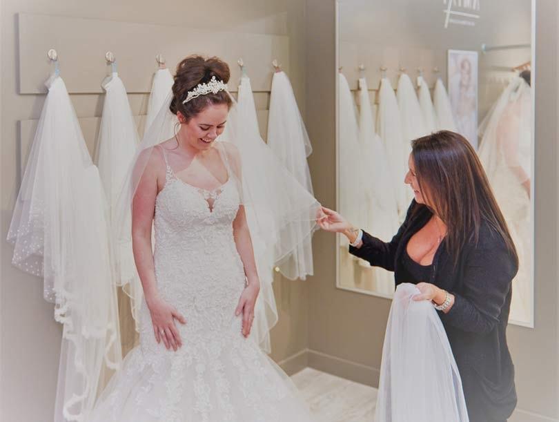 De toonaangevende bruidsjurken retailer WED2B opent haar eerste winkel in Gent